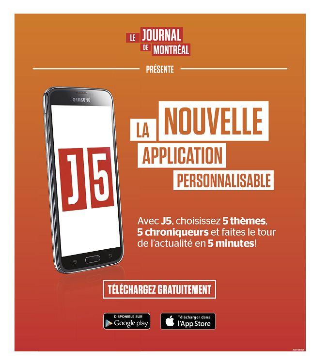 MONTREAL JOURNAL DE TÉLÉCHARGER J5