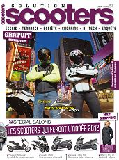 Solution Scooters n°15 jan/fév 2012