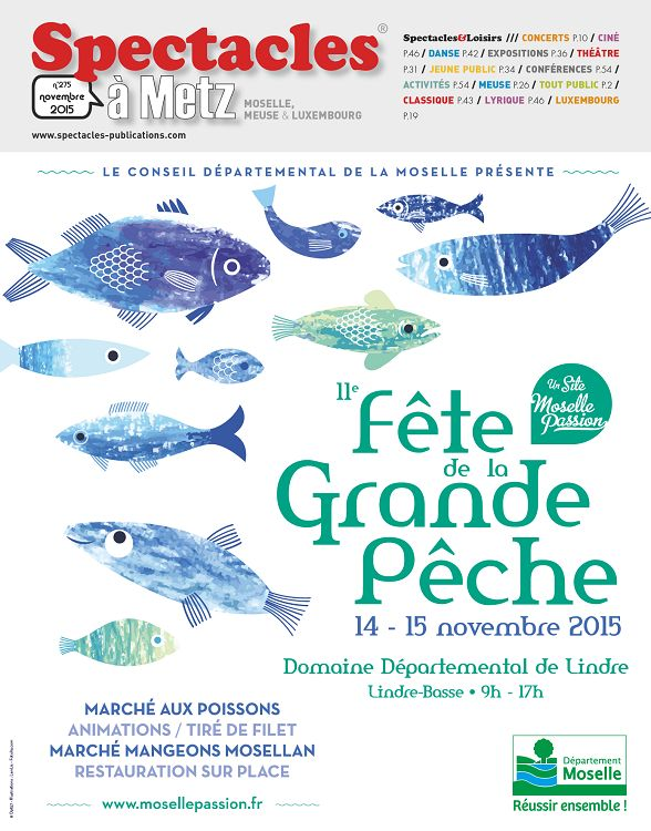 Spectacles à Metz n°275 novembre 2015 - Page 6 - 7 - Spectacles à ...